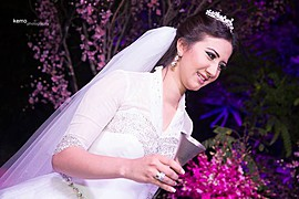 Safy Darwish makeup artist. Work by makeup artist Safy Darwish demonstrating Bridal Makeup.Bridal Makeup Photo #73096