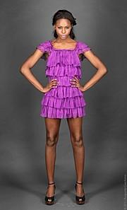 Sahirah Abdur model. Photoshoot of model Sahirah Abdur demonstrating Fashion Modeling.Fashion Modeling Photo #107635