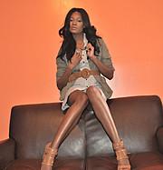Sahirah Abdur model. Photoshoot of model Sahirah Abdur demonstrating Fashion Modeling.Fashion Modeling Photo #107636