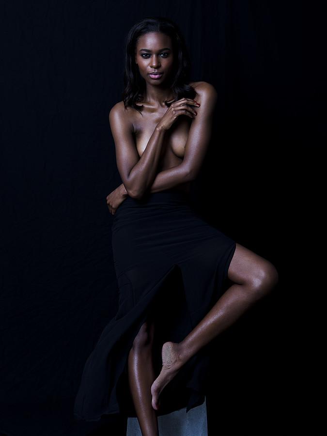 Sahirah Abdur Model