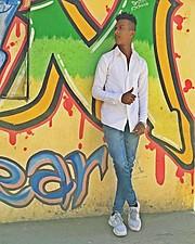 Said Rashid Said model. Modeling work by model Said Rashid Said. Photo #178275