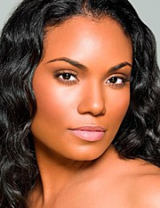 Saisha Beecham makeup artist. makeup by makeup artist Saisha Beecham. Photo #45427