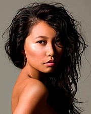 Saisha Beecham makeup artist. makeup by makeup artist Saisha Beecham. Photo #45431