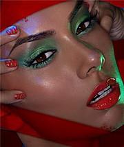 Saisha Beecham makeup artist. Work by makeup artist Saisha Beecham demonstrating Beauty Makeup.Beauty Makeup Photo #45449