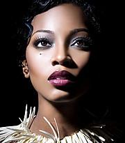 Saisha Beecham makeup artist. Work by makeup artist Saisha Beecham demonstrating Beauty Makeup.Beauty Makeup Photo #45483