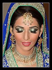 Saleha Abbasi makeup artist. makeup by makeup artist Saleha Abbasi. Photo #47753