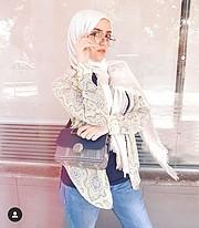Salma Gamal Model