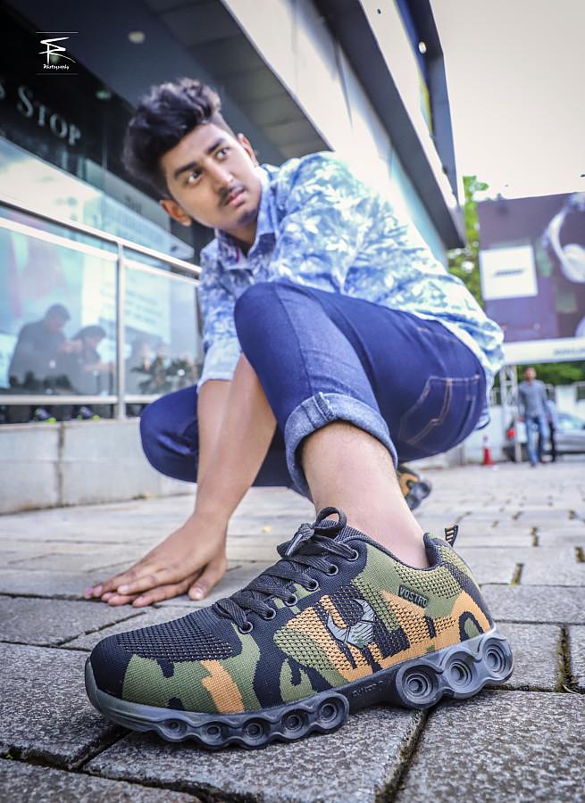 Salman Shaikh Model