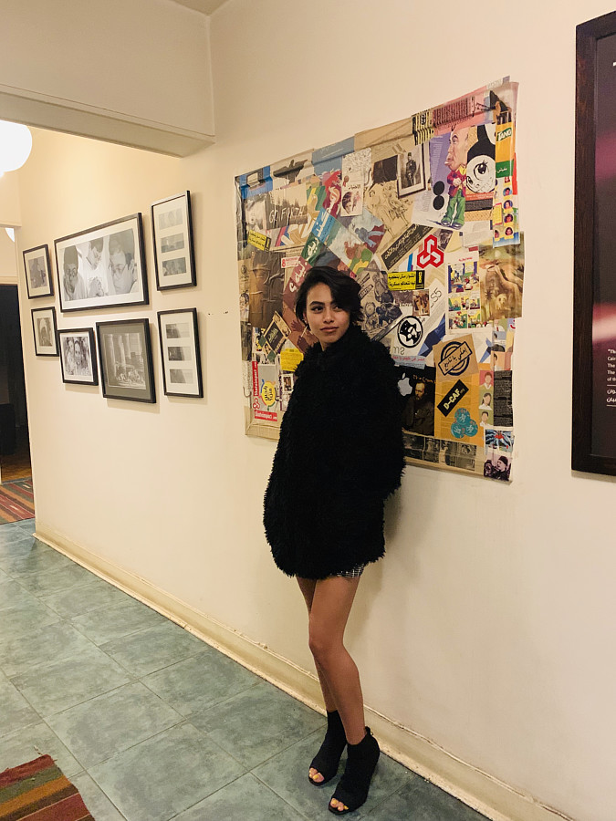 Samar Al Masry model. Photoshoot of model Samar Al Masry demonstrating Fashion Modeling.Fashion Modeling Photo #219440