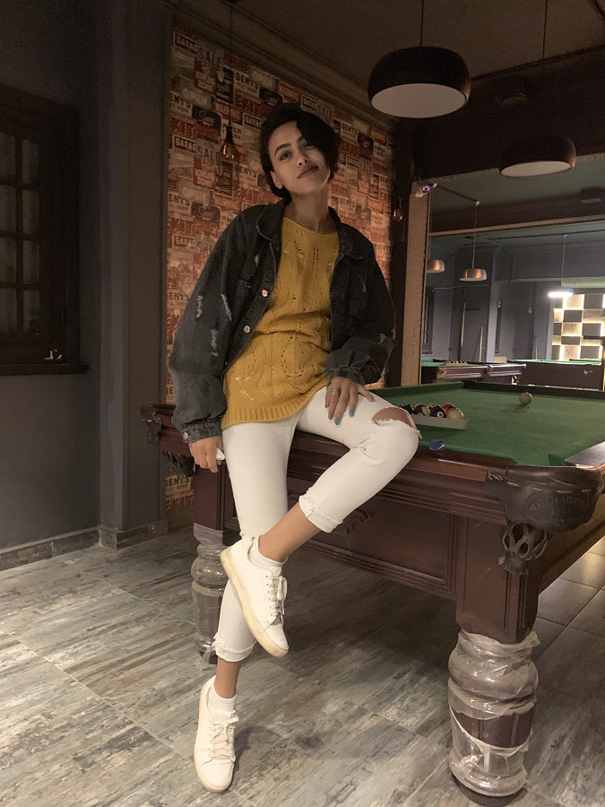 Samar Al Masry model. Photoshoot of model Samar Al Masry demonstrating Fashion Modeling.Fashion Modeling Photo #219456