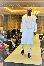 Samuel Mwangi model. Photoshoot of model Samuel Mwangi demonstrating Runway Modeling.Runway Modeling Photo #199917