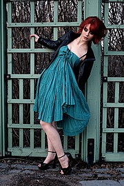 Sandra Morin Vikstroem model (modell). Photoshoot of model Sandra Morin Vikstroem demonstrating Fashion Modeling.Fashion Modeling Photo #92974