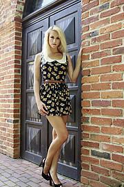 Sandra Nagrockyte Model