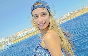 Sara Arafah Model