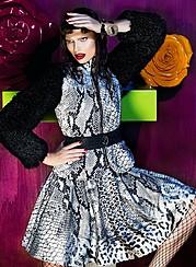 Sara Cardillo model (modella). Photoshoot of model Sara Cardillo demonstrating Fashion Modeling.Fashion Modeling Photo #145209