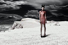 Sara Cardillo model & influencer. Photoshoot of model Sara Cardillo demonstrating Editorial Modeling.Editorial Modeling Photo #95772