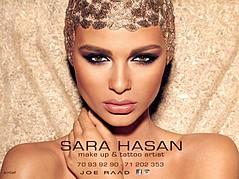 Sara Hasan makeup artist. Work by makeup artist Sara Hasan demonstrating Beauty Makeup.Beauty Makeup Photo #73733