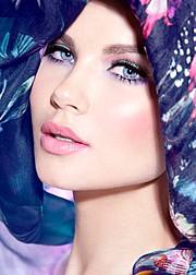 Sara Hasan makeup artist. Work by makeup artist Sara Hasan demonstrating Beauty Makeup.Face CloseupBeauty Makeup Photo #73739