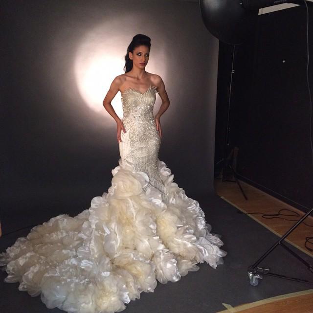 Sara Hazem El Amin model. Photoshoot of model Sara Hazem El Amin demonstrating Fashion Modeling.Fashion Modeling Photo #160078