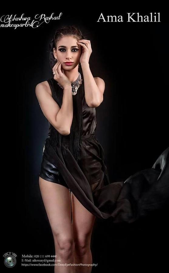 Sara Hazem El Amin model. Photoshoot of model Sara Hazem El Amin demonstrating Fashion Modeling.Fashion Modeling Photo #176458