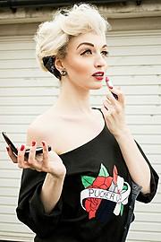 Sara Ibgi makeup artist. Work by makeup artist Sara Ibgi demonstrating Beauty Makeup.Beauty Makeup Photo #63055