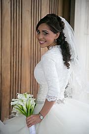 Sara Ibgi makeup artist. Work by makeup artist Sara Ibgi demonstrating Bridal Makeup.Bridal Makeup Photo #63062
