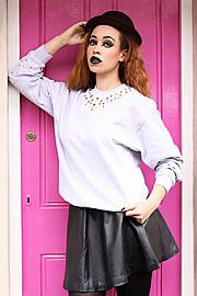 Sara Ibgi makeup artist. Work by makeup artist Sara Ibgi demonstrating Fashion Makeup.Fashion Makeup Photo #63064