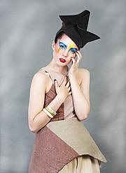 Sara Ibgi makeup artist. Work by makeup artist Sara Ibgi demonstrating Fashion Makeup.Fashion Makeup Photo #63065