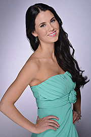 Sara Jauhiainen model. Photoshoot of model Sara Jauhiainen demonstrating Face Modeling.Face Modeling Photo #98305