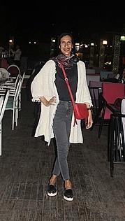 Sara Magdy Model