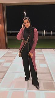 Sarah Abuelenin Model