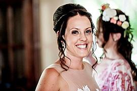 Sarah Gillham makeup artist. Work by makeup artist Sarah Gillham demonstrating Bridal Makeup.Bridal Makeup Photo #71951