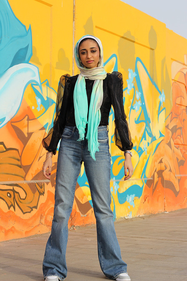 Sarah Hassan model. Photoshoot of model Sarah Hassan demonstrating Fashion Modeling.Fashion Modeling Photo #224675