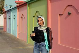 Sarah Hassan model. Photoshoot of model Sarah Hassan demonstrating Fashion Modeling.Fashion Modeling Photo #224677