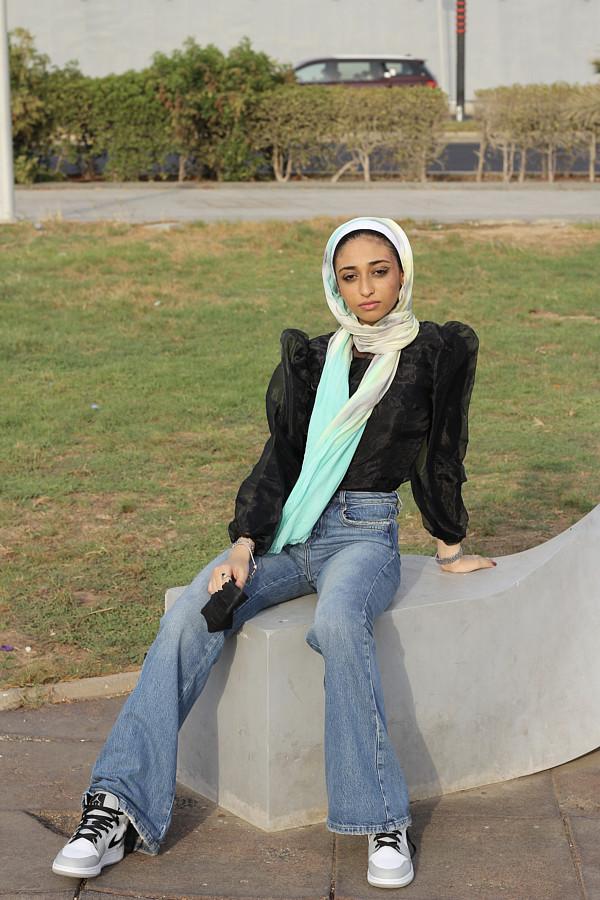 Sarah Hassan Model