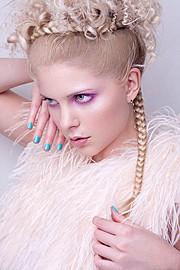 Sarah Livingstone Model