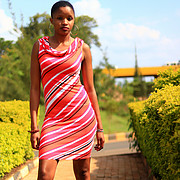 Am Sarah Mokami,a student at Thika institute of business studies doing diploma in Community development.. I love modeling its my passion.. I