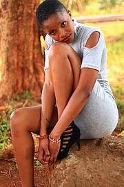 Sarah Mokami model. Photoshoot of model Sarah Mokami demonstrating Fashion Modeling.Fashion Modeling Photo #210333