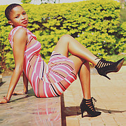 Sarah Mokami model. Photoshoot of model Sarah Mokami demonstrating Fashion Modeling.Fashion Modeling Photo #210334