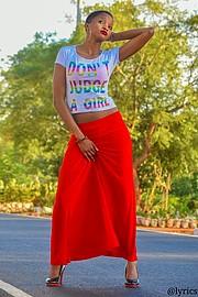 Sarah Mokami model. Photoshoot of model Sarah Mokami demonstrating Fashion Modeling.Fashion Modeling Photo #211044