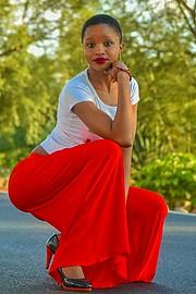 Sarah Mokami model. Photoshoot of model Sarah Mokami demonstrating Fashion Modeling.Fashion Modeling Photo #211045