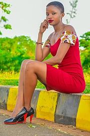 Sarah Mokami model. Photoshoot of model Sarah Mokami demonstrating Fashion Modeling.Fashion Modeling Photo #211047