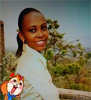 Sarah Munoru Model