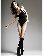 Sarah Stage model. Photoshoot of model Sarah Stage demonstrating Body Modeling.Body Modeling Photo #120416