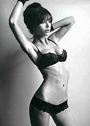 Sarah Stage model. Photoshoot of model Sarah Stage demonstrating Body Modeling.Body Modeling Photo #120419