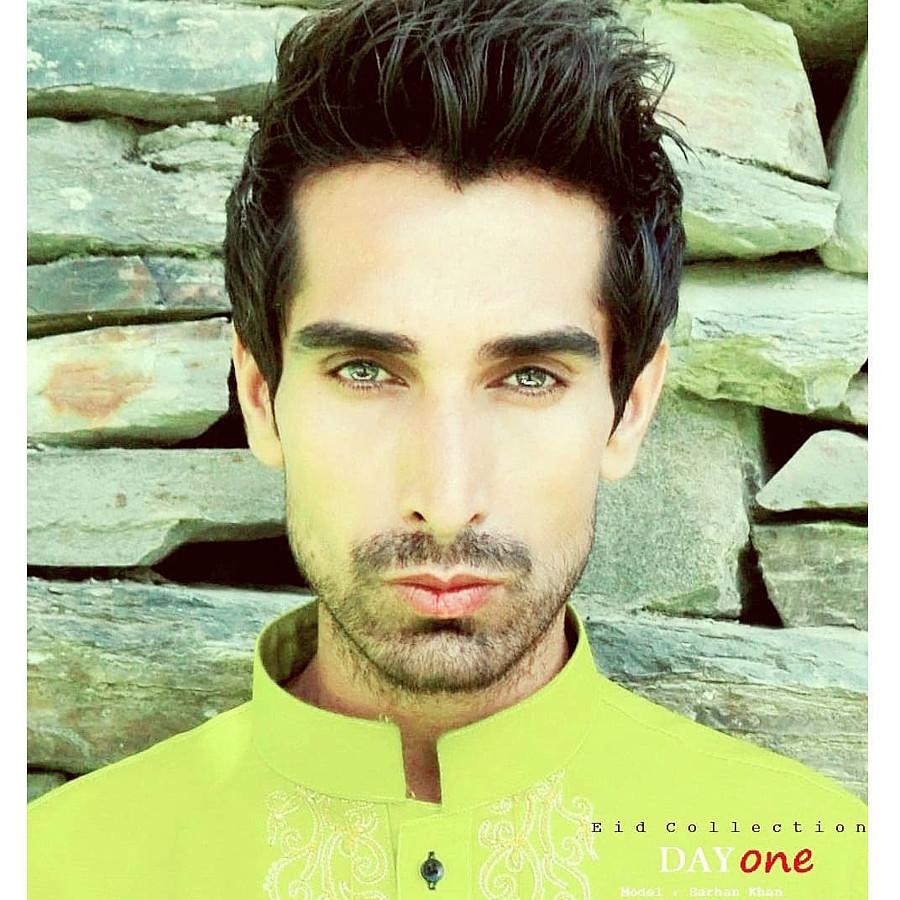 Sarhan Khan Model & Actor