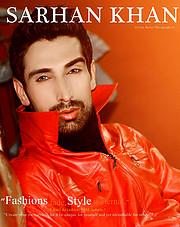 Sarhan Khan model & actor. Photoshoot of model Sarhan Khan demonstrating Face Modeling.Face Modeling Photo #222224