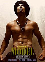 Sarhan Khan model & actor. Photoshoot of model Sarhan Khan demonstrating Body Modeling.Body Modeling Photo #222228