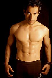 Sarhan Khan model & actor. Photoshoot of model Sarhan Khan demonstrating Body Modeling.Body Modeling Photo #222232