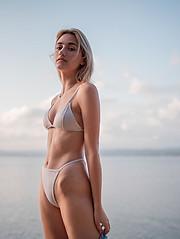 Η Σαβίνα Δημητροπούλου (Savina Dimitropoulou) είναι μοντέλο με βάση την Αθήνα. Κατάγεται από Καλαμάτα. Ξεκίνησε πρόσφατα να ασχολείται με το
